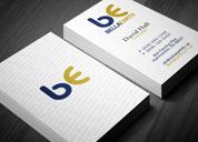 Bella Earth Business Card Design