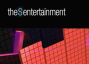 S-Entertainment Flash Web Design